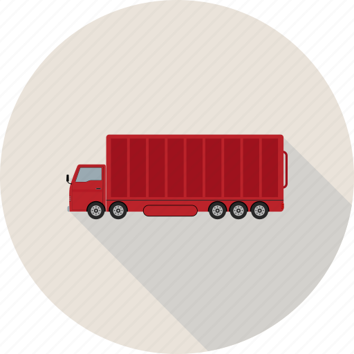 cargo, delivery, shipping, truck icon