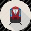 logistics, trasnport, train