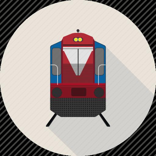 logistics, train, trasnport icon