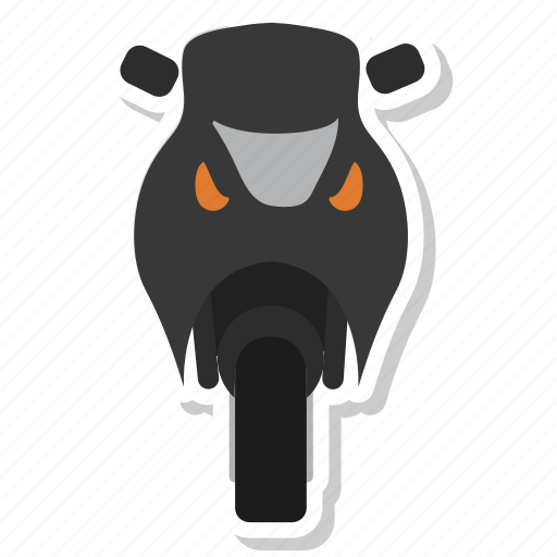 Delivery, motorcycle, vehicle icon - Download on Iconfinder