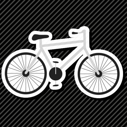 bicycle, bike, cycling, sports icon