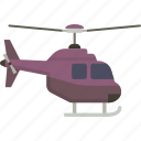 chopper, helicopter icon