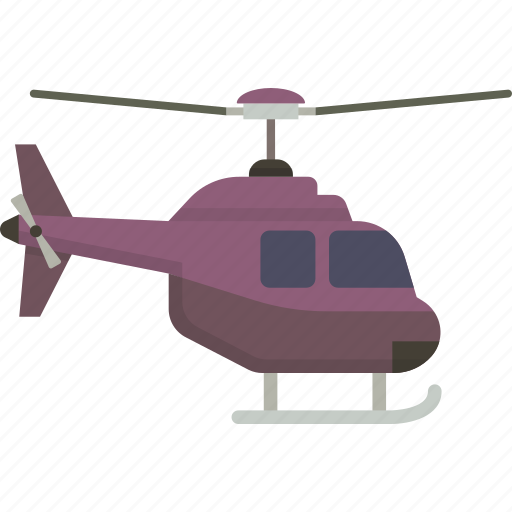 air, chopper, flight, fly, helicopter icon
