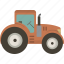 farm, tractor, farming