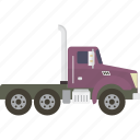 cargo, freight, shipping, truck icon