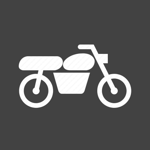 bike, biker, motorbike, motorcycle, ride, transport, travel icon
