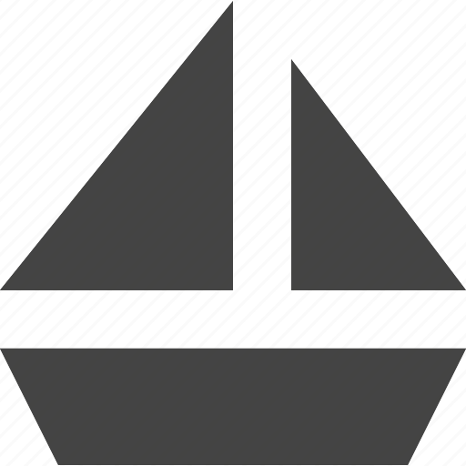 boat, ship, transportation icon