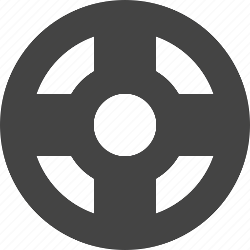 steering, transportation, wheel icon