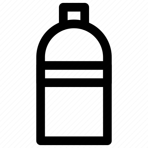 bottle, container, drinking water, water icon