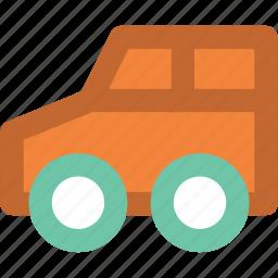 autobus, coach, omnibus, transportation, travel, van icon