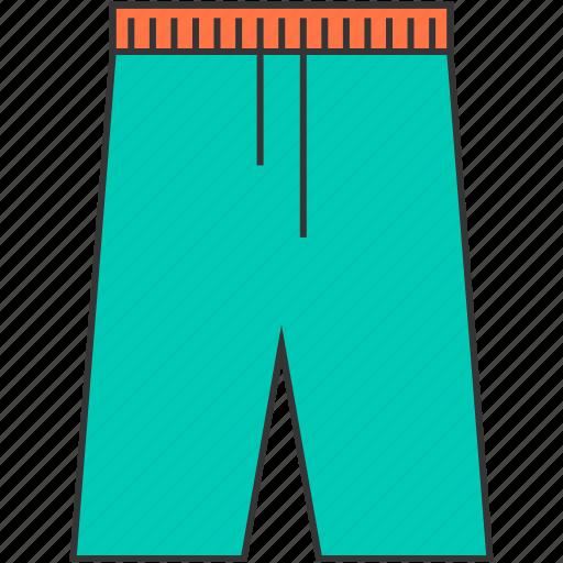 clothing, fashion, man, shorts, swimsuit icon