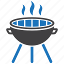 barbecue, bbq, grill, steak icon