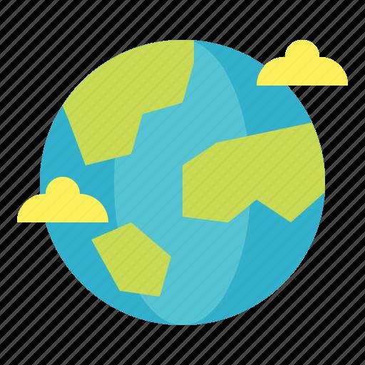 earth, geography, global, planet, worldwide icon