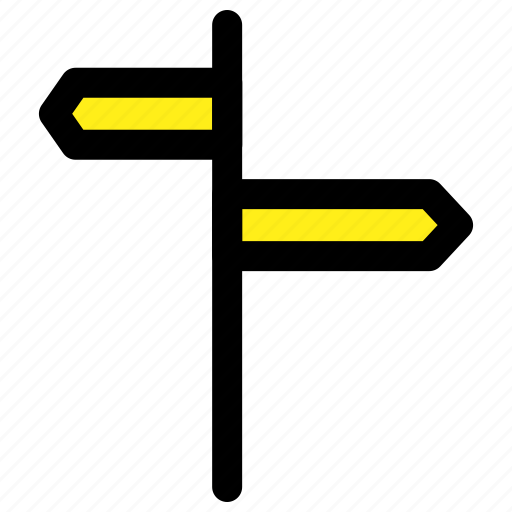 board, direction, sign, trafic icon