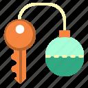 hotel, key, room, security icon