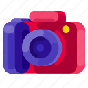 camera, holiday, photography, travel, vacation icon