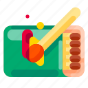 equipment, holiday, match, outdoor, travel, vacation icon