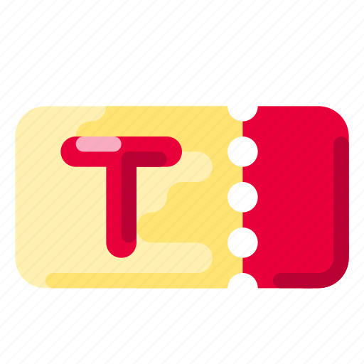 holiday, ticket, transport, travel, vacation icon