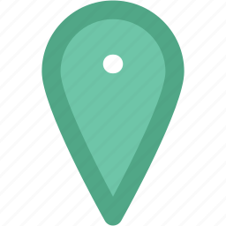 gps, location marker, location pin, location pointer, map locator, map pin icon