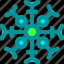 cold, frozen, snow, snowflake, winter