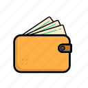 .svg, billfold, money, wallet icon