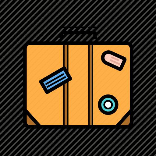 .svg, backpack, bag, luggage icon