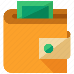 finance, holiday, money, travel, wallet icon