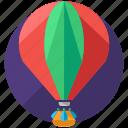 air, balloon, transportation, travel, trip