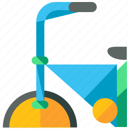bicycle, bike, cycling, transportation, travel icon