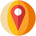 holiday, international, location, travel, vacation icon