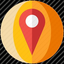 holiday, international, location, travel, vacation icon