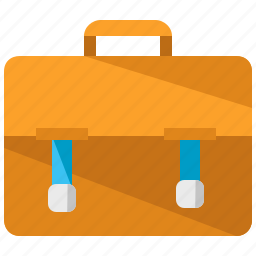 baggage, holiday, luggage, suitcase, travel icon