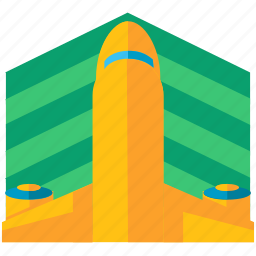 flight, holiday, plane, transportation, travel icon