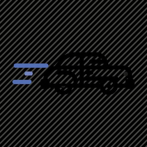 automovile, car, transportation icon