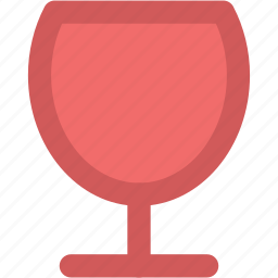 alcohol glass, cocktail glass, drink, drink glass, wine, wine glass icon