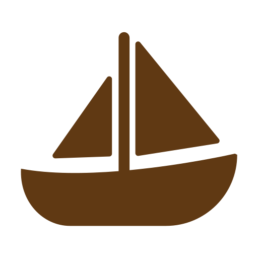 Boat, solid, tourism, travel icon - Free download