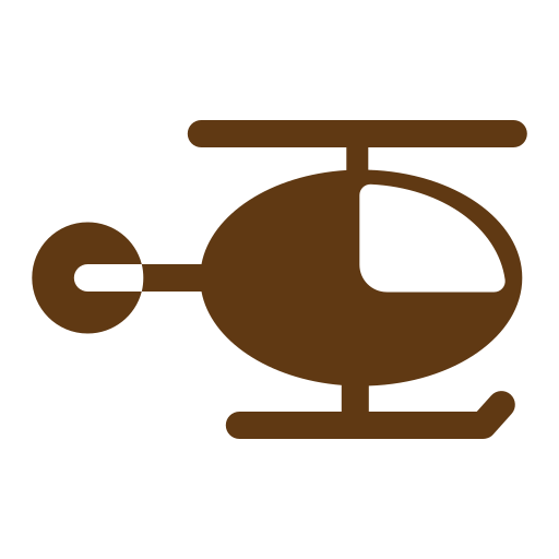 helecopter, plane, solid, tourism, travel icon