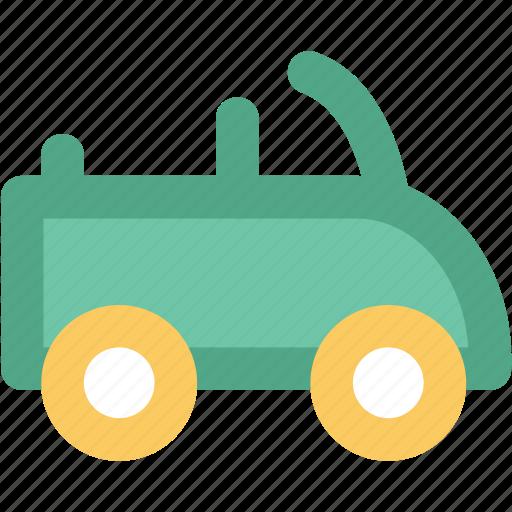 automobile, car, ferrari, luxury car, roofless car, sports car, transport icon