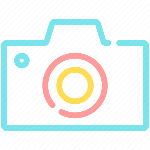camera, photo, photography, picture, trip, video icon