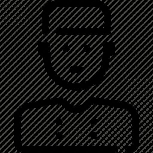 avatar, bellboy, boy, concierge, hotel, lobby icon