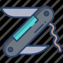 utility, knife
