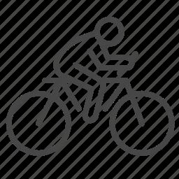 activity, bicycle, bike, biking, recreation, travel, vacation icon