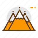 adventure, camping, mountain, mountains, travel
