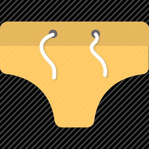 briefs, panty, thong, undergarments, underwear icon