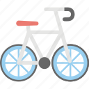bicycle, cycle, push bike, sport bicycle, two wheeler icon