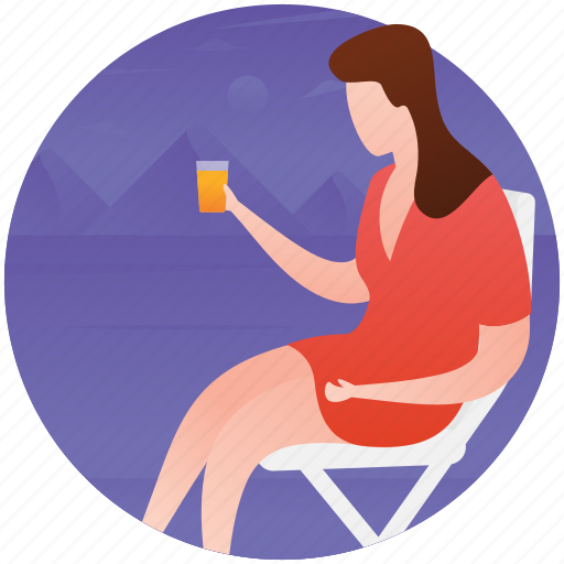 beverage, holiday, picnic, refreshment, tourist, travelling place icon