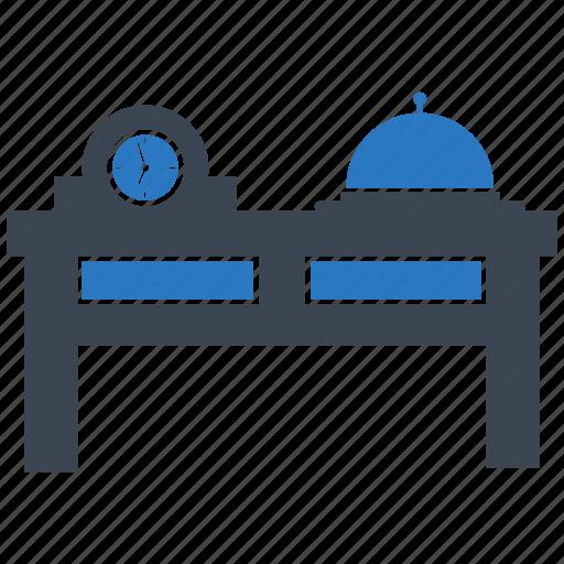 hotel, room, service, travel icon