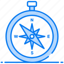 compass, directional instrument, geography, gps, navigation compass