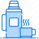 percolator, thermos, thermos bottle, thermos flask, vacuum bottle