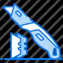folding knife, jack knife, knife, pocket knife, stanley knife, utility knife